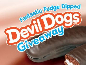 Fantastic Fudge Dipped Devil Dogs Giveaway Sweepstakes