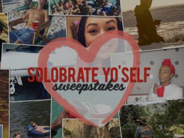 Win a $500 Amazon Gift Card, a SOLObrate Sampler Kit, and T-Shirt