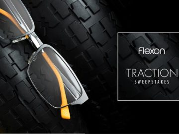 Win a Pair of Flexon Glasses