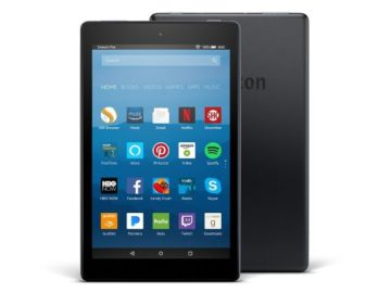 Win a Fire HD 8 Tablet with Alexa