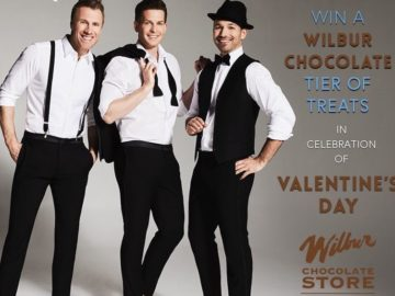 The Tenors Valentine's Day Contest (Facebook)