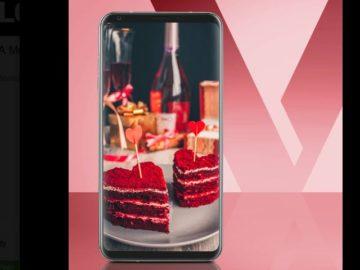 LG USA Mobile #BeMineLGV30 Sweepstakes (Facebook)