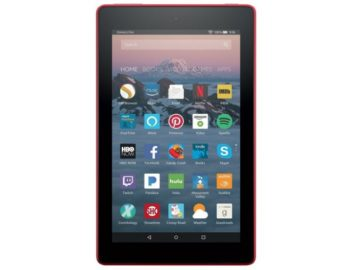 Win a Fire 7 Tablet with Alexa