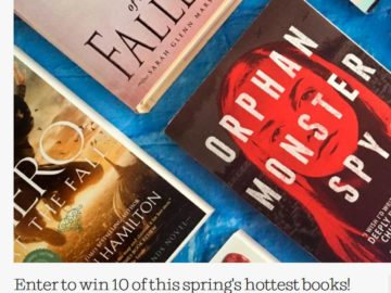 Win Spring's Hottest Books