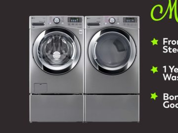 Dreambly Laundry Room Makeover Sweepstakes