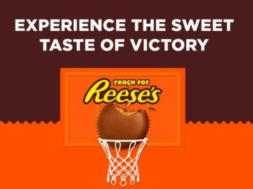 Reach for REESE'S March Madness Sweepstakes