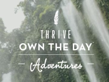 Thrive Natural Care-Adventures Sweepstakes