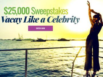 Win $25,000 Cash