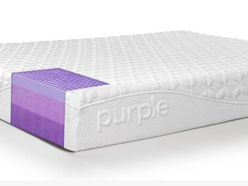 "Win a Purple ""Smart Comfort Grid"" Mattress"