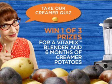 "Little Potato ""Eat Your"" Vegetable Giveaway Sweepstakes"