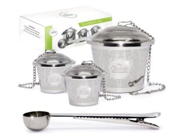 INSTANTLY WIN a Chefast Tea Infuser Set