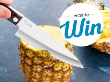 Cutco Kitchen Prep Knife Sweepstakes