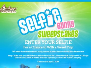 RM Palmer Co. Selfie Bunny Sweepstakes (Facebook)