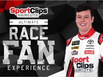 "Sport Clips ""Ultimate Race Fan Experience – Richmond Race"" Sweepstakes"