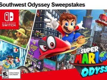 Southwest Odyssey Sweepstakes