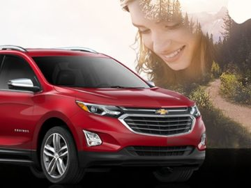 Win a 2018 Chevrolet Equinox Vehicle (Purchase Required or Mail-In)