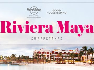 Good Housekeeping Hard Rock Hotel Getaway Sweepstakes