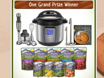 Green Valley SOUPERfan Sweepstakes