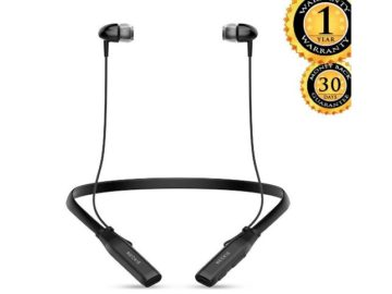Win a Pair of Bluetooth Headphones with Neckband