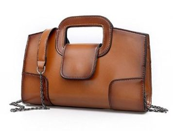 INSTANTLY WIN a Sanxiner Leather Evening Handbag