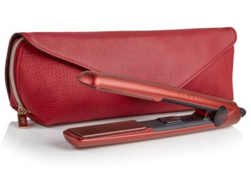 Win a ghd Gold 1″ Ruby Sunset Styler