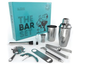 INSTANTLY WIN a Home Bar Tools Set