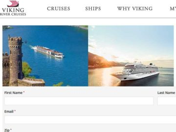 "Viking Cruises ""2018 Q1"" Sweepstakes"