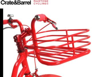 Crate and Barrel Martone Bike Sweepstakes