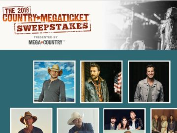 Country megaticket toronto