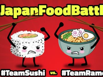 Japan Food Battle Sweepstakes