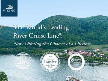 "Viking Cruises ""2018 Q2 Grand European Tour"" Sweepstakes"