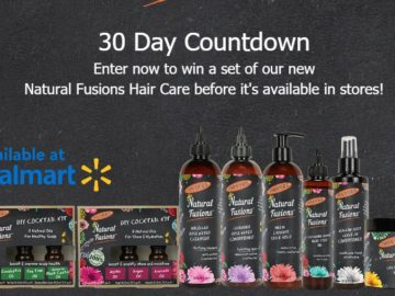 Palmer's Men's Natural Fusions Sweepstakes (Facebook)