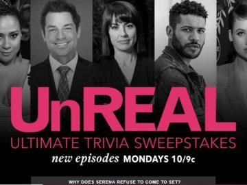 Lifetime Ultimate UnREAL Trivia Sweepstakes