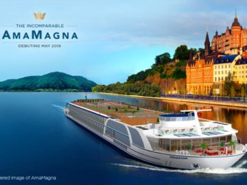AmaWaterways Melodies of the Danube Luxury River Cruise Sweepstakes