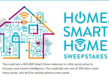 Mr. Cooper Home Smart Home Sweepstakes