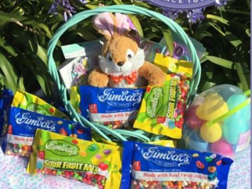 Gimbal's Fine Candies Deluxe Easter Basket Sweepstakes