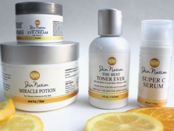 Win a Skin Nation Gift Set