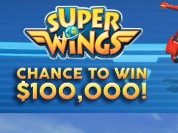 "$100,000 ""Super Wings"" Contest"