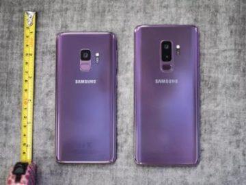 Win a Galaxy S9 Plus Smartphone