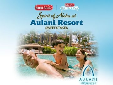 RadioDisney Spirit of Aloha Sweepstakes