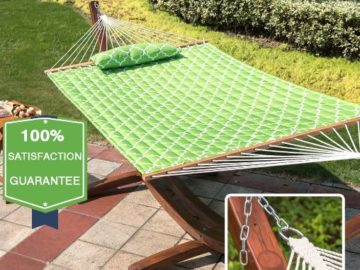 Win a Lazy Daze Hammock