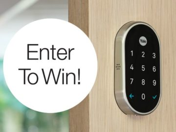 Nest x Yale Lock Sweepstakes (Facebook)
