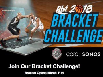 ABT Bracket Challenge 2018