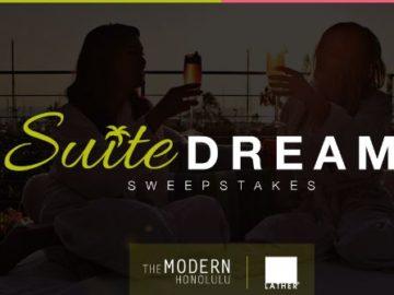 The Modern Honolulu Suite Dreams Sweepstakes