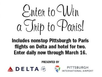 Passport to Paris 2018 Giveaway