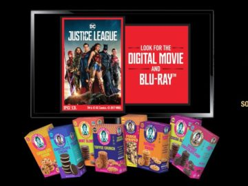 Goodie Girl Cookies Justice League Sweepstakes