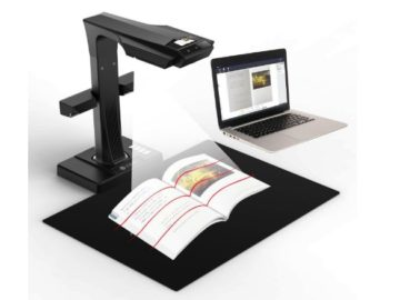 Win a CZUR ET16 Plus Book & Document Scanner