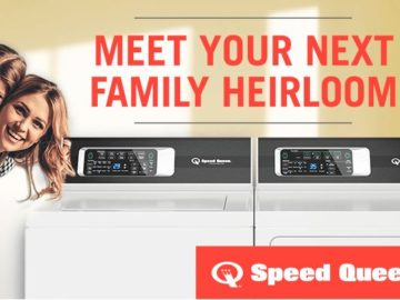 Win a Speed Queen Washer & Dryer (Facebook)