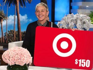 Win $150 Target Gift Card!