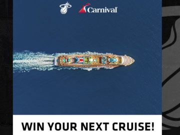 Carnival Cruise Giveaway Sweepstakes